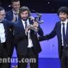 Gran Galà del Calcio: Pirlo il migliore del 2012, premiati anche Cavani e Ibra