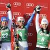 Sci Alpino: Merighetti seconda, Ligety gigante