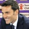 """Verso Fiorentina-Juventus, Montella in conferenza: """"Ce la giocheremo"""""""