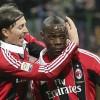 Milan: Galliani multa Balotelli. Super Abbiati allontana Julio Cesar