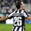 Serie A, la Juventus asfalta il Siena : 3-0 con gol di Lichtesteiner, Giovinco e Pogba