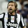 Pagelle Fiorentina-Juventus 0-1: Pirlo supremo, Tevez unico