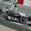 Le Mercedes in vetta, pole di Rosberg