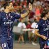 Ibrahimovic e Maxwell in stile 'Holly e Benjii': come loro nessuno mai