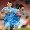 Calciomercato Napoli: Cavani in partenza, idee Osvaldo e Zaza