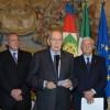 Il discorso di Re Giorgio all'Italia. Il giuramento di Napolitano in diretta streaming tempo reale