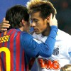 Barça, Messi e Neymar insieme: amore a prima svista?