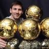 """Pallone d'oro 2013, Messi stecca la """"manita"""". Chi è il favorito?"""