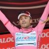 Giro d'Italia: Paolini a sorpresa, brucia Evans e si aggiudica la maglia rosa