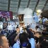 Roma – Lazio 0-1, Lulic decide la finale, biancocelesti in europa