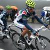 Giro d'Italia, sul Galibier trionfa Giovanni Visconti: maglia rosa sempre a Nibali