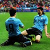 Le stelle dell'Uruguay: Suarez e Cavani per un attacco top