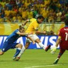 Le pagelle di Brasile-Italia: Giak-Candreva super, Buffon incerto