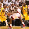 Nba, i risultati della notte: LeBron salva gli Heat