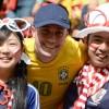Confederations Cup 2013: il Brasile nel segno del numero Tre