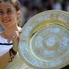 Marion Bartoli, la vittoria del tennis stravagante sul prato di Wimbledon