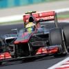 F1, qualifiche Ungheria: Hamilton in pole, quinta e settima le Ferrari