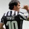 Sampdoria-Juventus 0-1: c'è solo Tevez