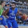 Eurobasket 2013: Jerebko spaventa l'Italia, ma Aradori firma il pokerissimo