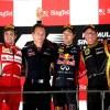 Vettel è di un altro pianeta. Le pagelle del GP di Singapore