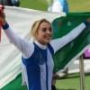 Jessica Rossi, oro Mondiale nel tiro al volo a Lima
