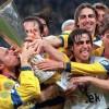 In campo le leggende, buon centenario Parma Fc