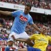 Napoli-Arsenal 2-0, impresa sfiorata al San Paolo. Rivivi il match
