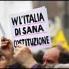Roma invasa dai manifestanti a sostegno della Costituzione. La coalizione dei vincenti