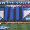 Pulcinella riapre le curve di Roma e Inter