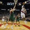 Playoff Nba: Aldridge sorprende Houston, ai Blazers gara 1 | Highlights