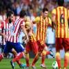 Liga,19/o turno: big match Atletico-Barça, il Real ospite dell'Espanyol