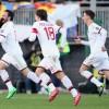 Le pagelle di Cagliari-Milan 1-2: harakiri Cabrera, Pazzini cinico