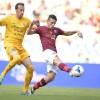 Verona-Roma 1-3: Gervinho illumina,Totti la chiude
