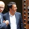 Palazzo Chigi: incontro tra il premier Letta e Matteo Renzi
