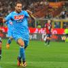 Napoli-Genoa 1-1. Non basta Higuain, l'ex Calaiò blocca il Napoli