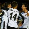 Ludogorets-Valencia 0-3: tutto facile per gli spagnoli | Highlights