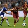 Roma-Sampdoria 3-0, Destro e Pjanic stendono la Doria. Rivivi il match