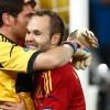 Le stelle della Spagna: Casillas e Iniesta per difendere il titolo