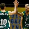 Eurolega: Panathinaikos KO in casa. Malaga sola al terzo posto