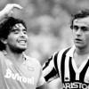 Napoli-Juventus e la punizione impossibile di Maradona