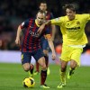 Liga, remuntada Barcellona per Vilanova: da 0-2 a 3-2 a Villarreal