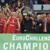 EuroChallenge: trionfo Reggio Emilia
