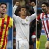 Liga: vincono le top tre, Real Madrid devastante