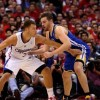 Playoff Nba: la vince ancora Griffin, 2-1 Clippers | Highlights