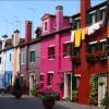 Arte e colore: la vivace Burano