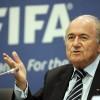 """Blatter: """"Un errore assegnare il Pallone d'oro del Mondiale a Messi"""""""