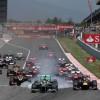 F1, Gp Barcellona: doppietta Mercedes, quarto Vettel. Alonso  6°, Raikkonen 7°