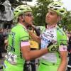 Giro d'Italia, 13a tappa: Canola beffa il gruppo e Bouhanni. Domani le montagne