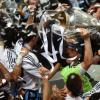 Real Madrid-Atletico Madrid 4-1: per i blancos la decima è realtà! Tutte le emozioni e le immagini della finale di Champions League