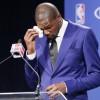 Nba: King James ha abdicato, è Kevin Durant il nuovo Mvp (VIDEO)